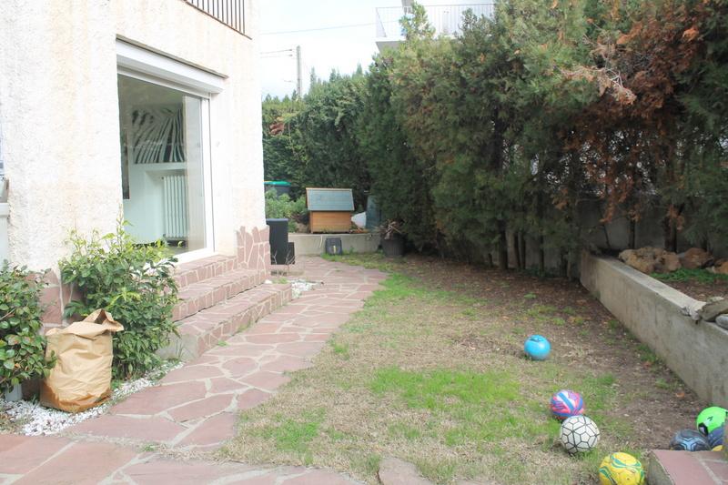 Bel espace jardin