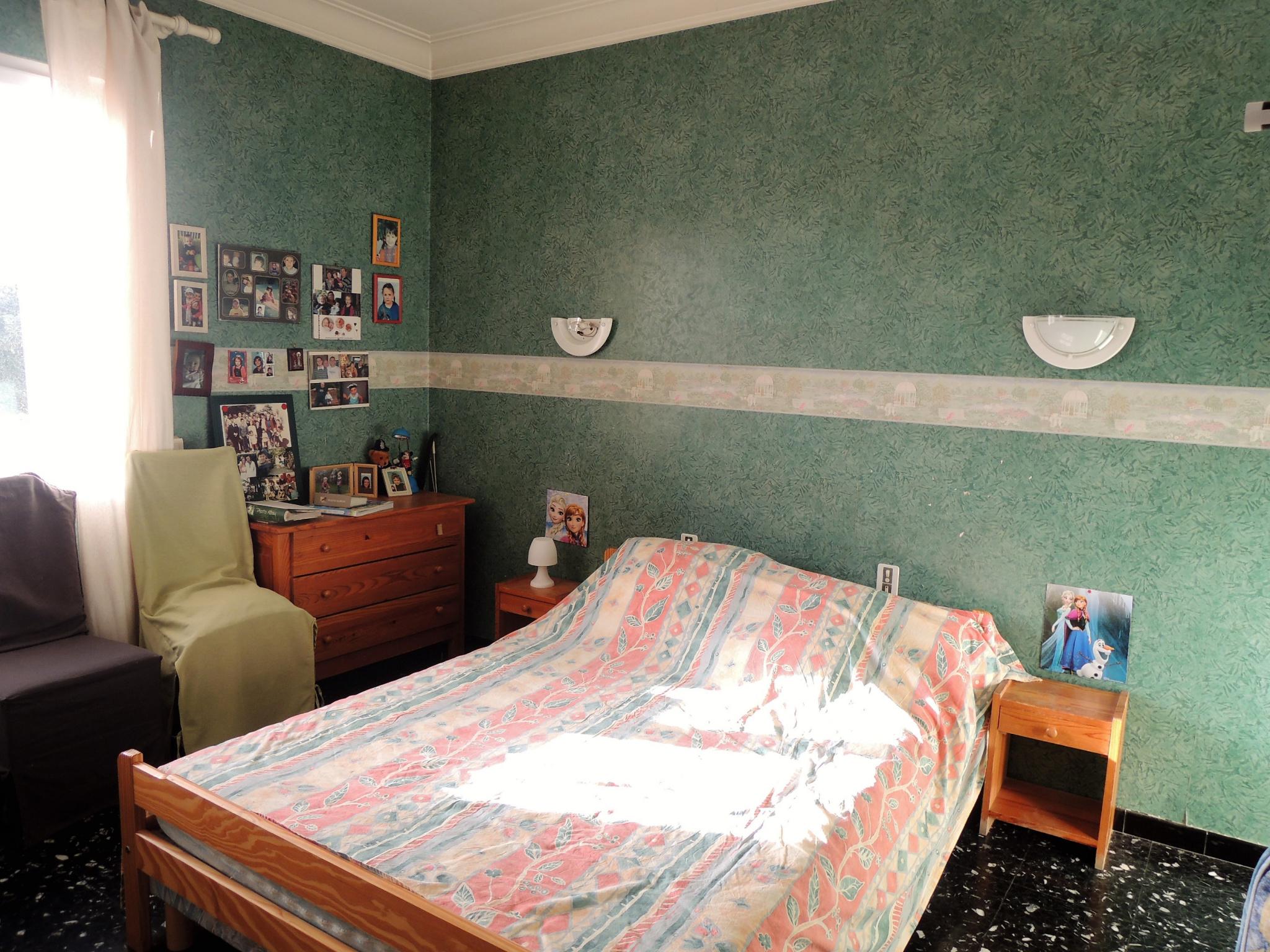 Chambre avec rangements de 14 m²